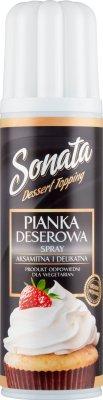 Sonata Pianka deserowa spray