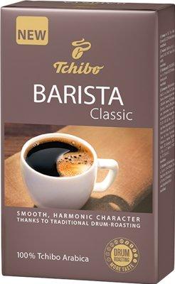 Tchibo Barista Classic Kawa palona  mielona