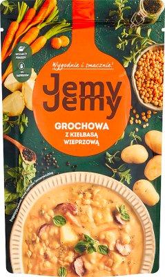 Profi Grochowa z kiełbasą wieprzową