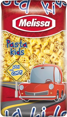 Melissa Pasta Kids Play with Cars  Makaron Auta