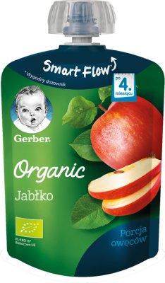 Gerber Organic Deserek Jabłko
