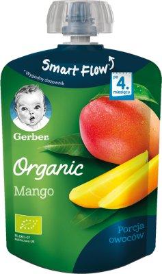Gerber Organic Deserek Mango