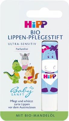 HiPP Pielęgnacyjna pomadka do ust 4,8 g.