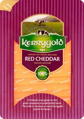 Kerrygold Ser irlandzki Red Cheddar w plastrach