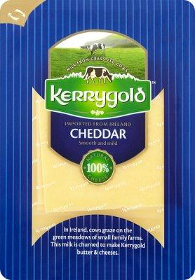 Kerrygold Ser irlandzki Cheddar   w plastrach