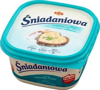 Bielmar Śniadaniowa margaryna  o smaku solonego masła
