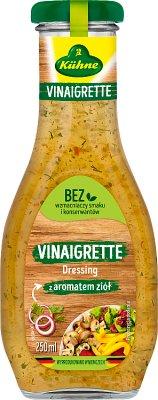Kühne Dressing Vinaigrette z aromatem ziół