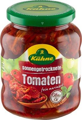 Kühne Pomidory Suszone bez oleju, w zalewie z octu białego winnego