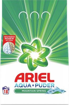 Ariel Mountain Spring Proszek  do prania białych i jasnych tkanin