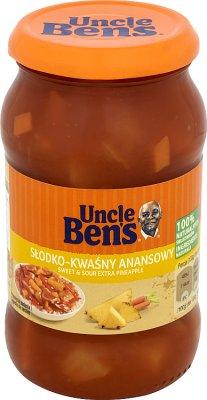 Uncle Ben's Sos słodko-kwaśny ananasowy
