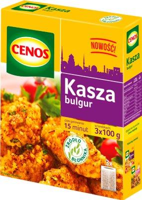 Cenos Kasza bulgur 3x100g