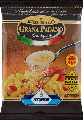 Temar ser Grana Padano tarty