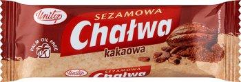 Unitop sezamowa chałwa kakaowa