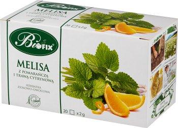 Bifix Melisa z pomarańczą i trawą cytrynową