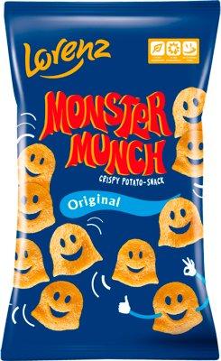 Lorenz Monster munch original chrupki ziemniaczana solone