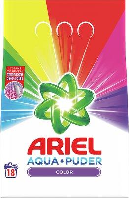 Ariel proszek do prania do  kolorowych ubrań