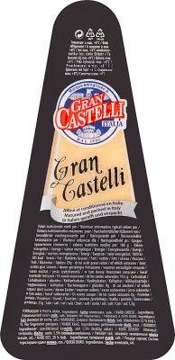 Gran Castelli Ser twardy podpuszczkowy dojrzewający