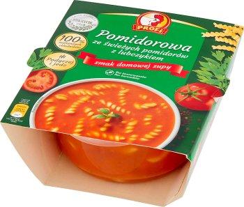 Profi Pomidorowa zw świeżych  pomidorów z lubczykiem