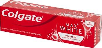 Colgate Max White Luminous pasta do zębów