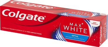Colgate Max White Optic pasta do zębów