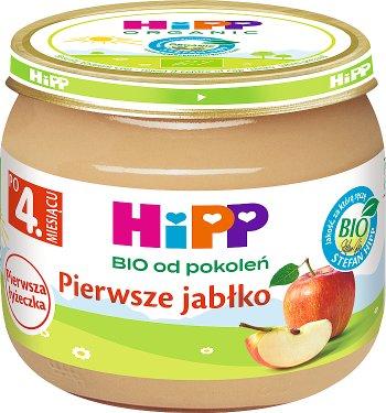 HiPP Pierwsze jabłko BIO Pierwsza Łyżeczka