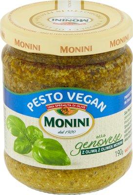 Monini Pesto Vegan z bazylii
