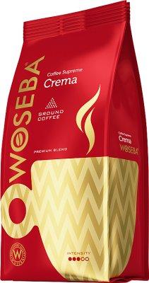 Woseba Crema Gold kawa mielona