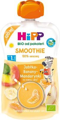 HiPP Smoothie Jabłka-Banany-Mandarynki BIO