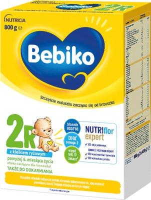 Bebiko 2R Mleko modyfikowane dla niemowląt