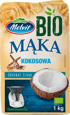 Melvit Mąka kokosowa BIO