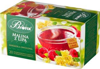 Bifix Herbata owocowa malina z lipą