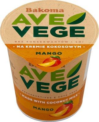 Bakoma Ave Vege Mango na kremie kokosowym