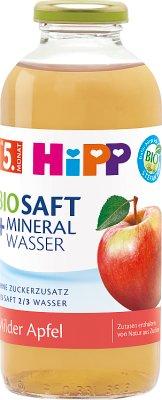 HiPP Jabłka z wodą mineralną BIO