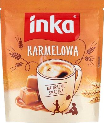 Inka Karmelowa rozpuszczalna kawa zbożowa z karmelem