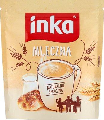 Inka Mleczna napój na bazie kawy zbożowej z mlekiem