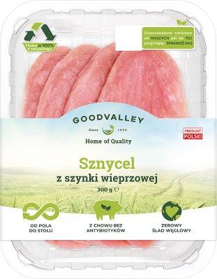 Goodvalley Sznycel z szynki  wieprzowej
