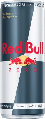 Red Bull Zero napój energetyczny