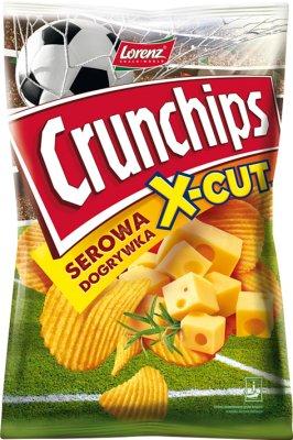 Lore Crunchips X-Cut Serowa  dogrywka