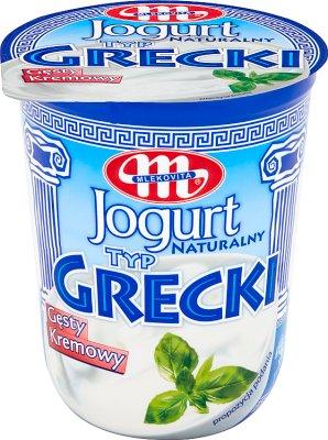 Mlekovita Jogurt naturalny typ  grecki 10%