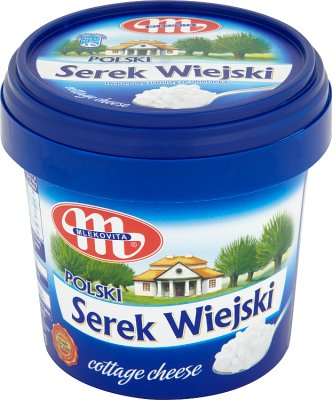 Mlekovita Polski Serek wiejski  5% tł.
