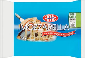 Mlekovita Ser Mozzarella 16,5% tł. - kawałek