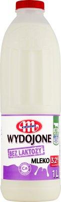 Mlekovita Mleko spożywcze Bez laktozy 3,2%