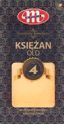 Mlekovita Ser Księżan Diamenty Konesera (4) Old