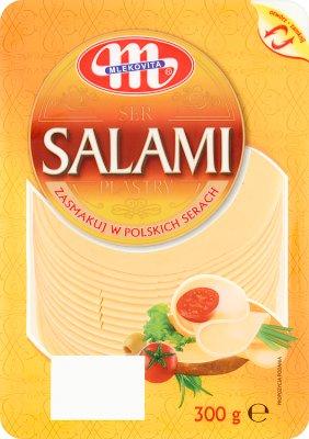 Mlekovita Ser Salami - plastry