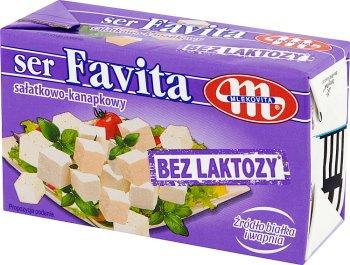 Mlekovita Favita Ser feta Bez Laktozy
