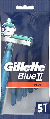 Gillette Blue II Plus Maszynki  Jednorazowe