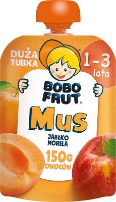 Бобо Фрут Мус Яблоко - Абрикос