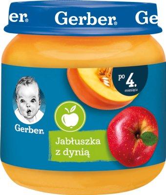 Gerber Jabłuszka z dynią