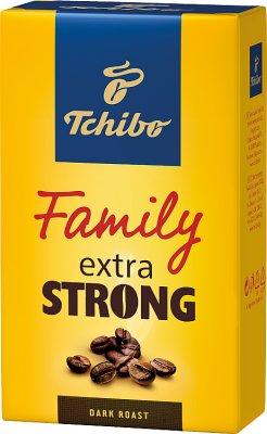 Tchibo Family kawa mielona extra STRONG