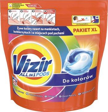 Vizir All in1 Color Kapsułki do prania